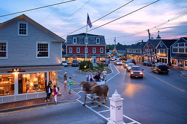 Kennebunkport Village